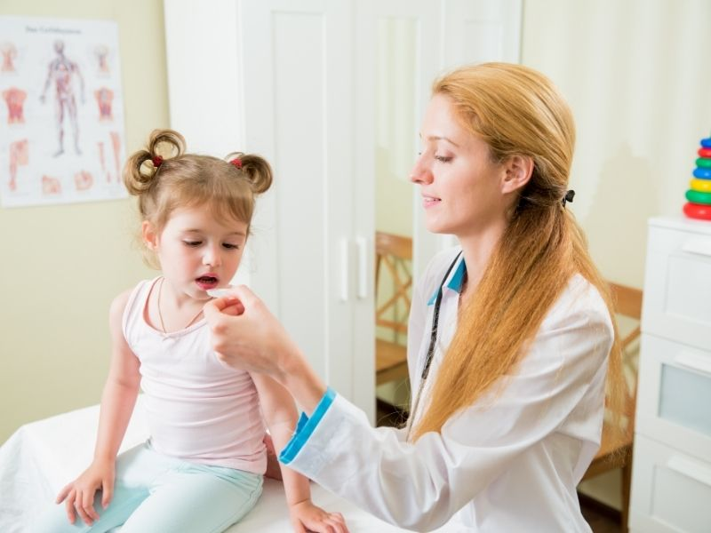 Flu Medicine for Infants and Kids