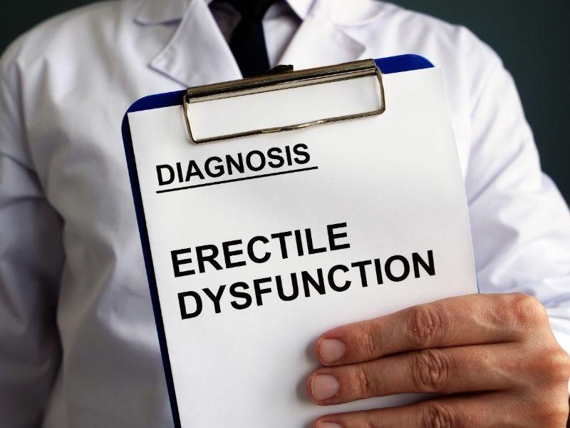 Erectile dysfunction test singapore