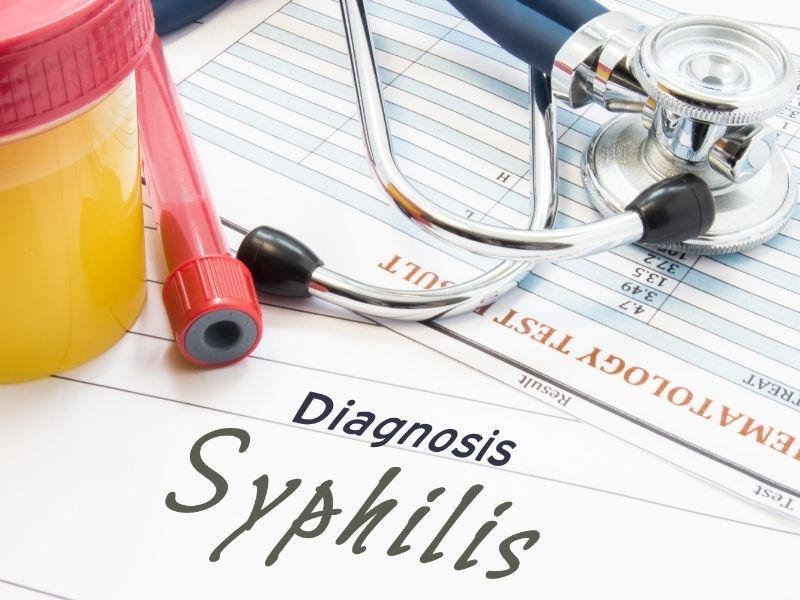 Rapid Syphilis Test and Treatment